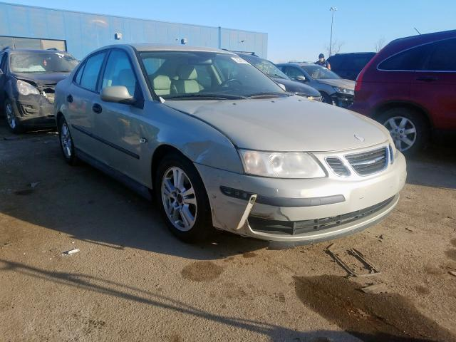 2005 Saab 9-3 Linear for sale in Woodhaven, MI