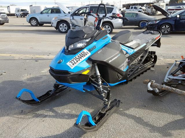 2019 SKIDOO  SNOWMOBILE