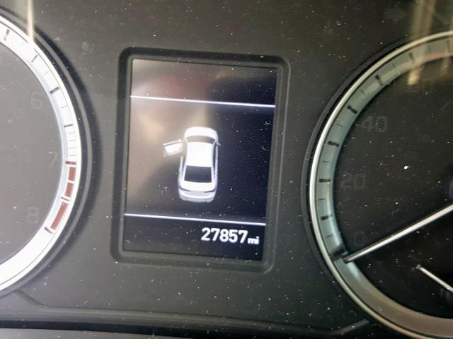 5NPE24AF9KH753560 2019 Hyundai Sonata Se 2.4L