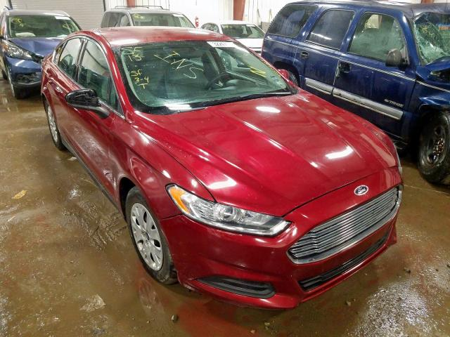 2013 Ford Fusion S for sale in Lansing, MI