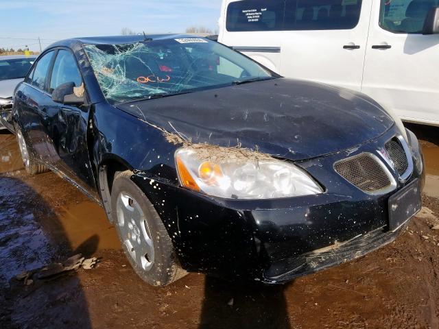 2008 Pontiac G6 Value L 2.4L