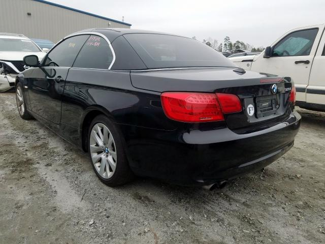 2011 BMW 328 I - Right Front View