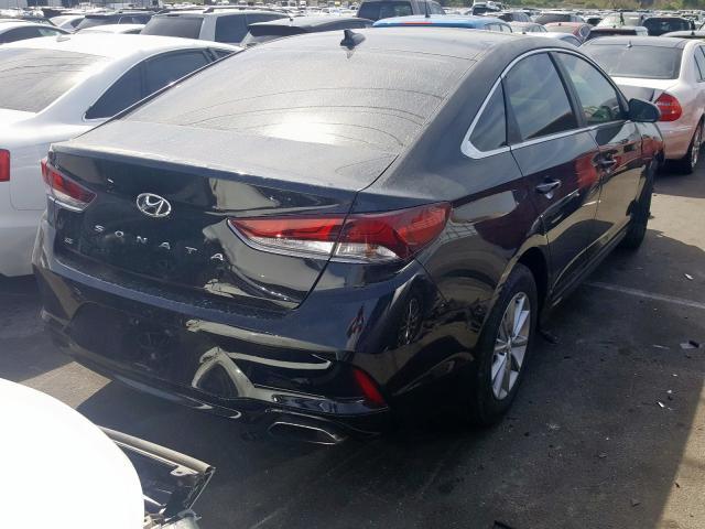 цена в сша 2019 Hyundai Sonata Se 2.4L 5NPE24AF9KH753560