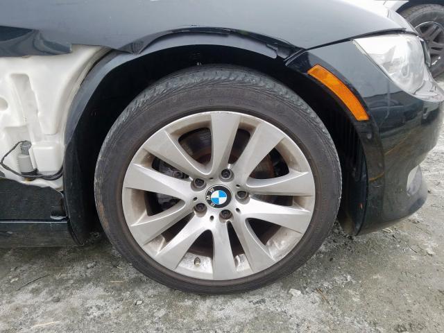 2011 BMW 328 I - Odometer View
