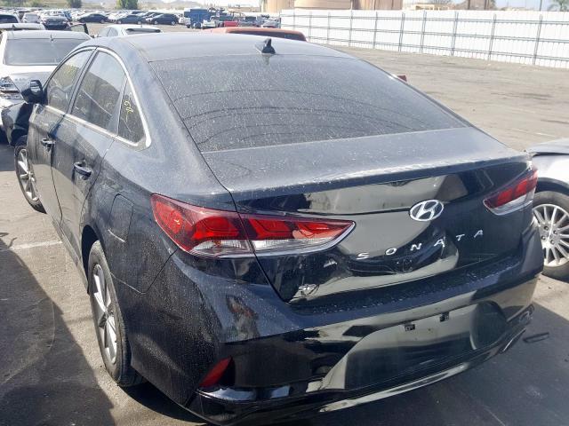 купить 2019 Hyundai Sonata Se 2.4L 5NPE24AF9KH753560