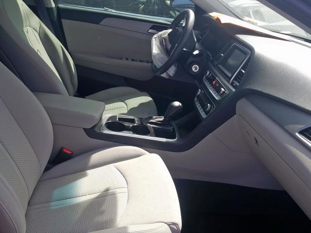 пригнать из сша 2019 Hyundai Sonata Se 2.4L 5NPE24AF9KH753560