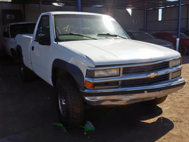 Chevrolet GMT-400 K2 salvage cars for sale: 1998 Chevrolet GMT-400 K2