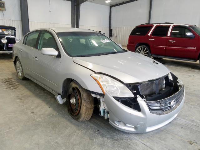 Salvage 2010 NISSAN ALTIMA - Small image. Lot 22712119
