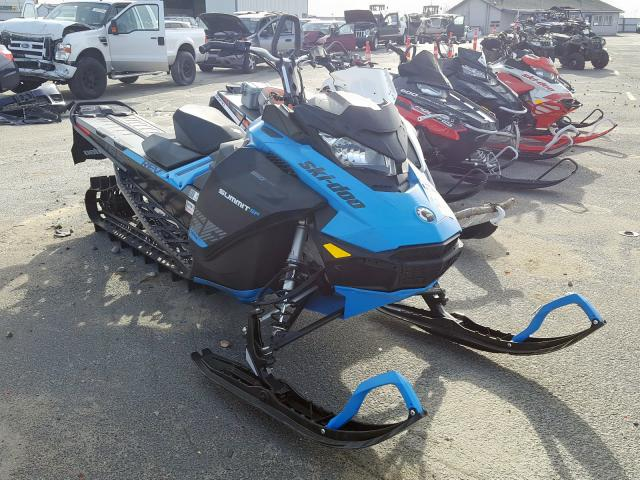 Salvage cars for sale from Copart Nampa, ID: 2019 Skidoo Snowmobile