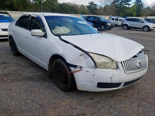 Mercury Milan salvage cars for sale: 2007 Mercury Milan