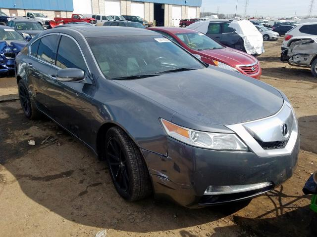 2011 Acura TL for sale in Woodhaven, MI