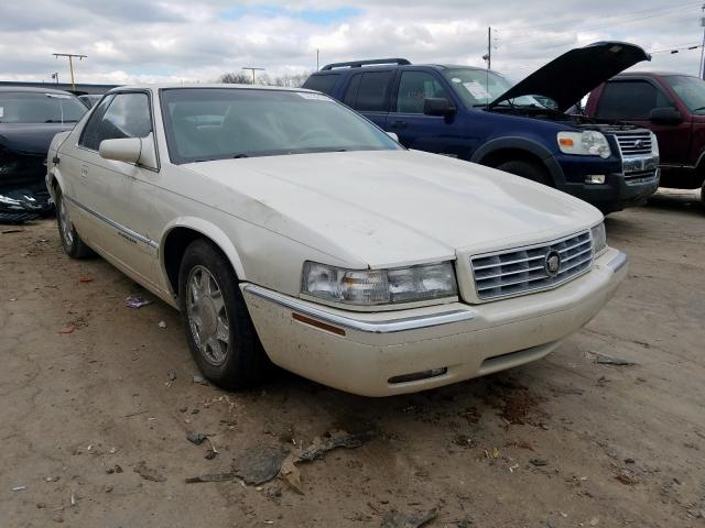 Salvage 1999 Cadillac ELDORADO for sale