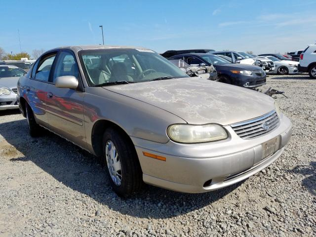 Chevrolet Malibu salvage cars for sale: 1998 Chevrolet Malibu