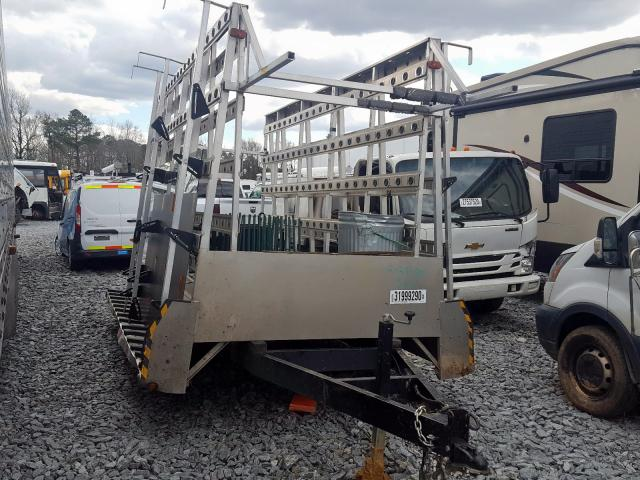 Alloy Trailer Vehiculos salvage en venta: 2018 Alloy Trailer Trailer