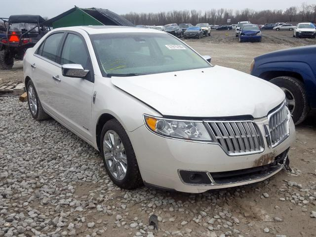 Lincoln salvage cars for sale: 2012 Lincoln MKZ Hybrid