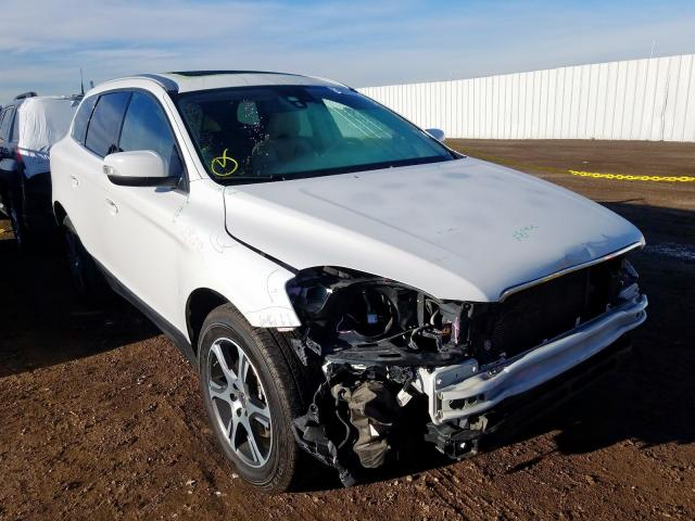 Volvo salvage cars for sale: 2011 Volvo XC60 T6
