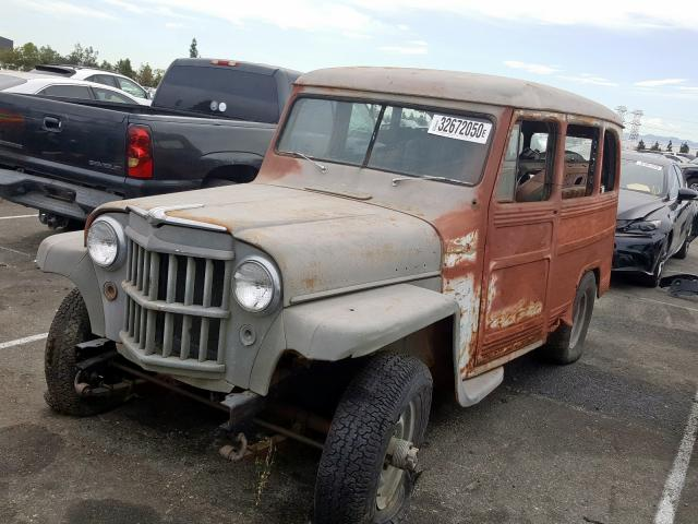 1955 WILLY JEEP