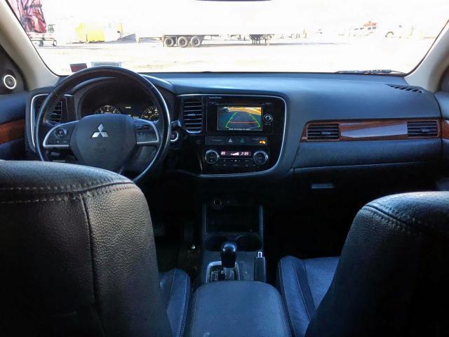 JA4AZ3A33EZ010863 - 2014 Mitsubishi Outlander 2.4L engine view