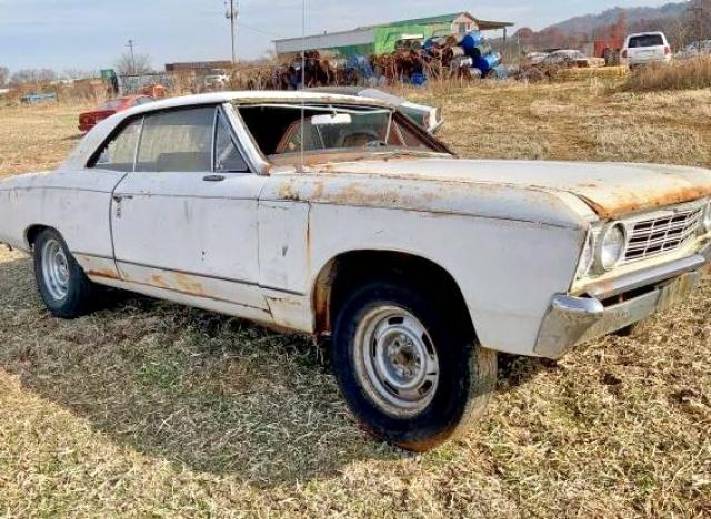 1967 Chevrolet Chevelle for sale in Madisonville, TN