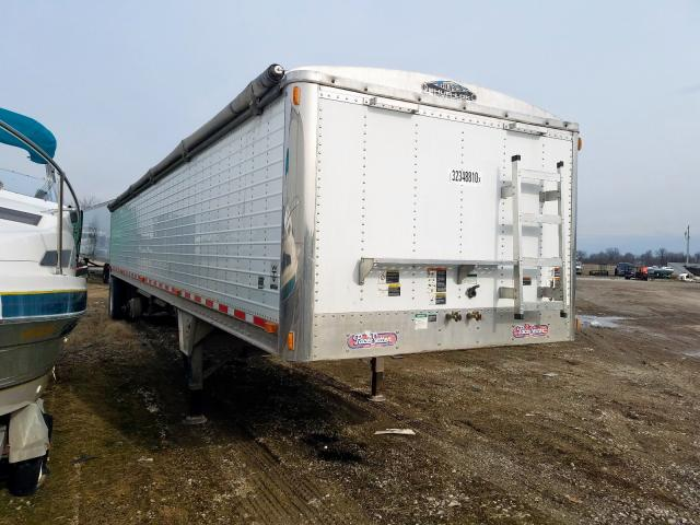 Salvage 2004 Wilson TRAILER for sale