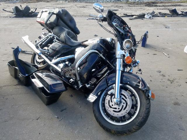 Salvage cars for sale from Copart Dunn, NC: 2000 Harley-Davidson Flhtcui