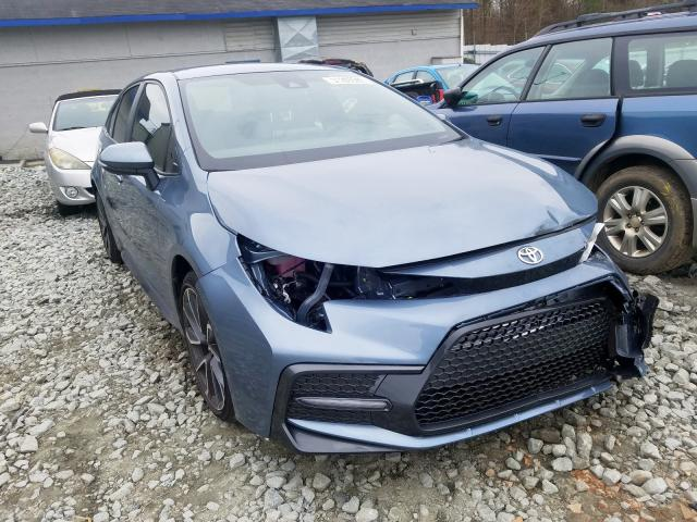 2020 TOYOTA COROLLA SE - Other View