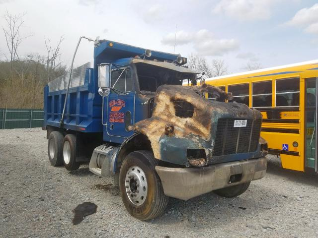 Salvage cars for sale from Copart Madisonville, TN: 1999 Peterbilt 330