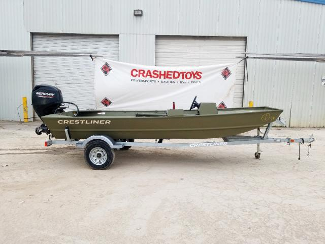 CRC salvage cars for sale: 2019 CRC Marine Trailer