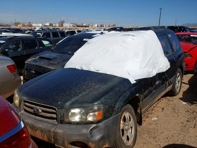2003 Subaru Forester 2 2.5L