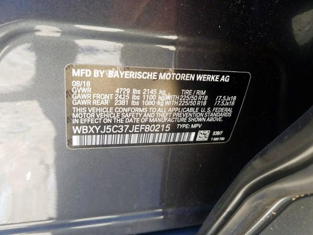 WBXYJ5C37JEF80215