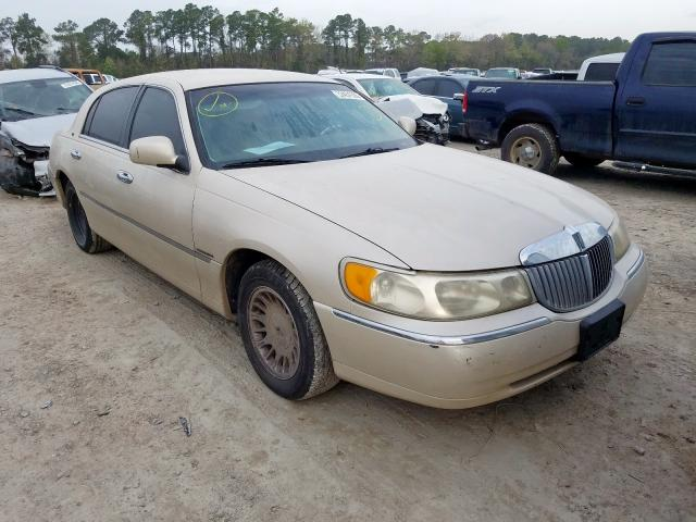 1999 LINCOLN TOWN CAR C - Other View