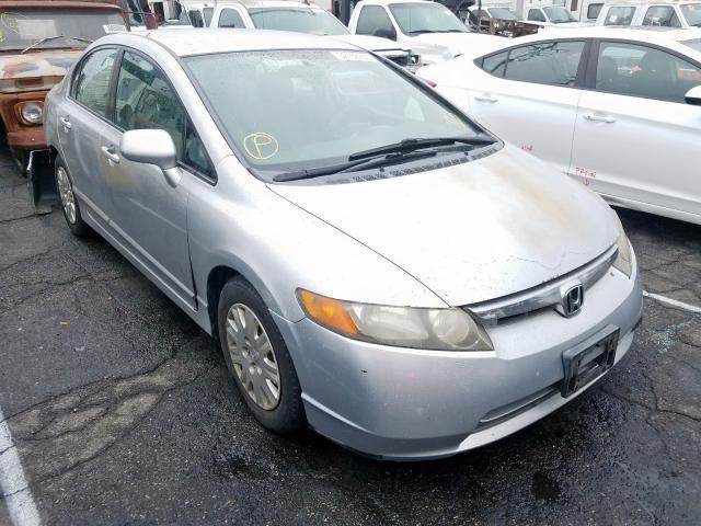 2010 Honda Civic Vp 1.8L