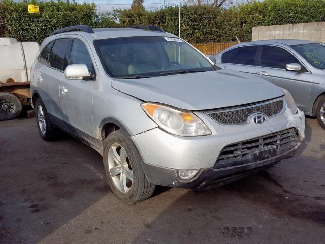 Hyundai Veracruz G salvage cars for sale: 2007 Hyundai Veracruz G