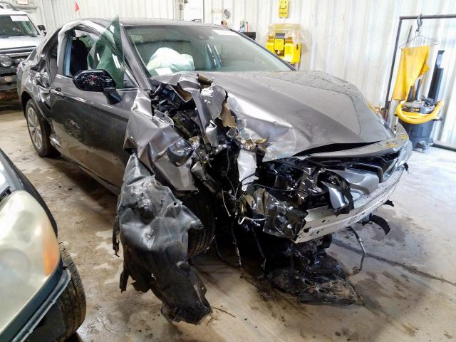 Salvage cars for sale from Copart Conway, AR: 2020 Toyota Camry LE