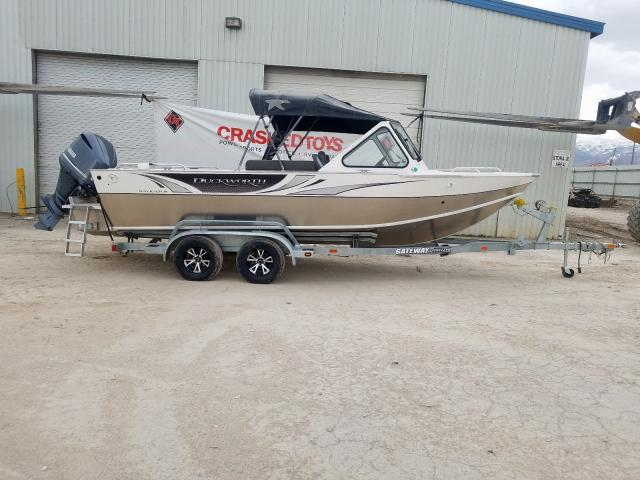ESM salvage cars for sale: 2019 ESM Marine Trailer