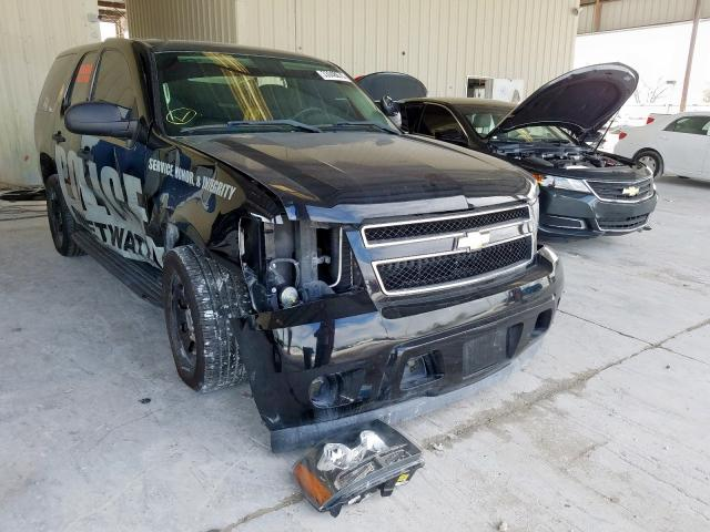 Chevrolet Tahoe Police salvage cars for sale: 2011 Chevrolet Tahoe Police