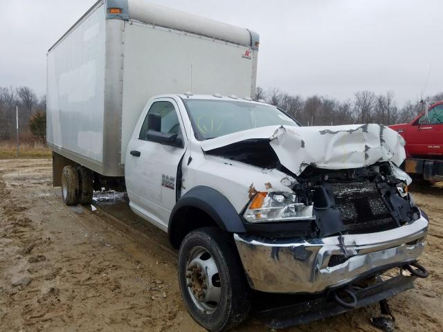Dodge RAM 5500 salvage cars for sale: 2016 Dodge RAM 5500