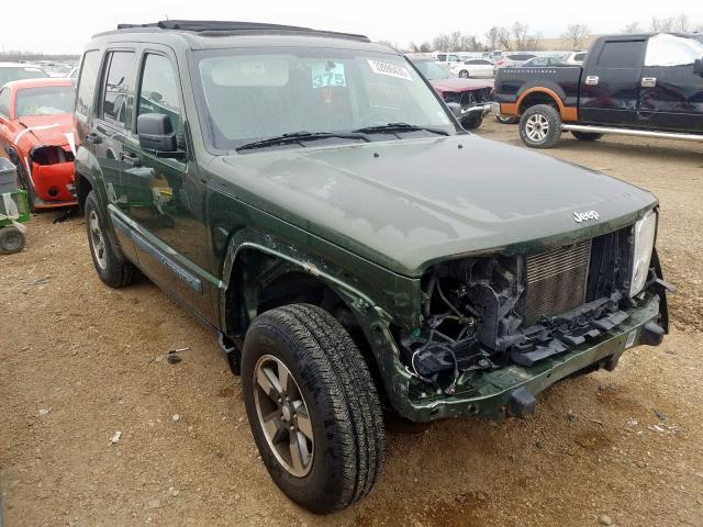 2008 Jeep Liberty SP en venta en Bridgeton, MO
