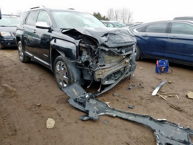 GMC Terrain SL salvage cars for sale: 2016 GMC Terrain SL
