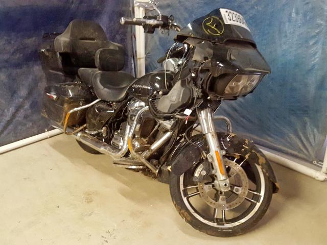 Harley-Davidson Fltrxs ROA salvage cars for sale: 2017 Harley-Davidson Fltrxs ROA
