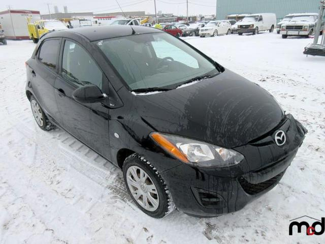 Mazda 2 salvage cars for sale: 2011 Mazda 2