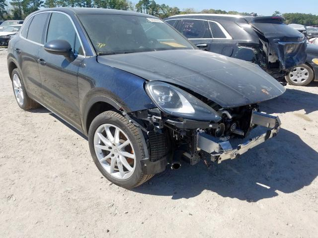 Salvage 2019 PORSCHE CAYENNE - Small image. Lot 32578790