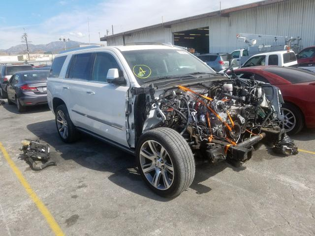 Cadillac Escalade P salvage cars for sale: 2016 Cadillac Escalade P