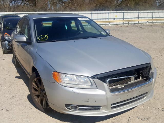 Volvo S80 3.2 salvage cars for sale: 2010 Volvo S80 3.2