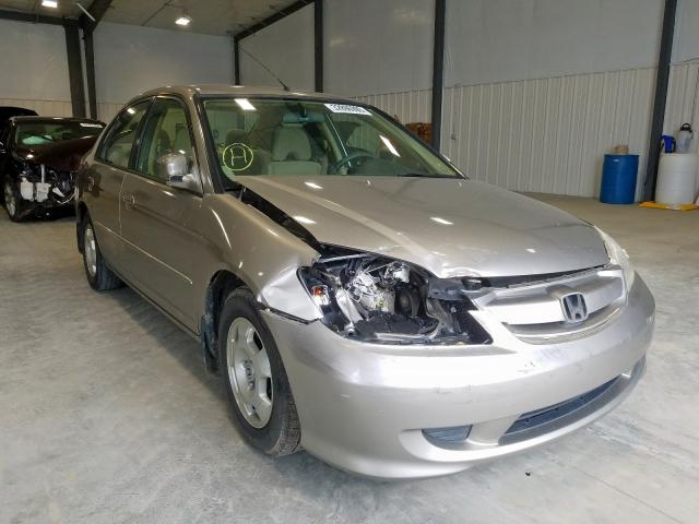 2005 Honda Civic Hybrid for sale in Lumberton, NC