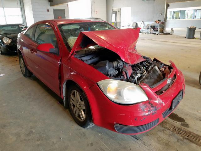 Salvage cars for sale from Copart Sandston, VA: 2005 Chevrolet Cobalt LS