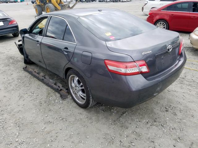 2011 TOYOTA CAMRY BASE - Right Front View
