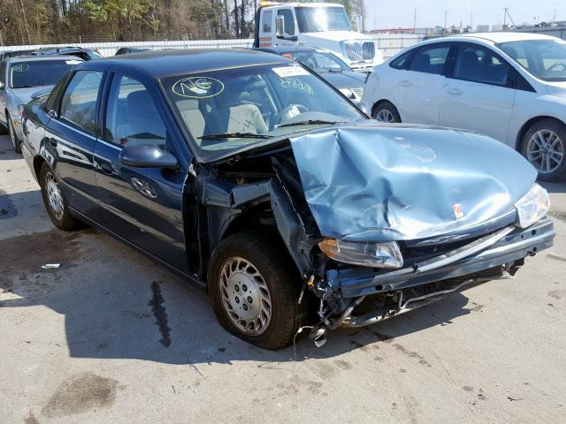 Saturn L100 salvage cars for sale: 2002 Saturn L100
