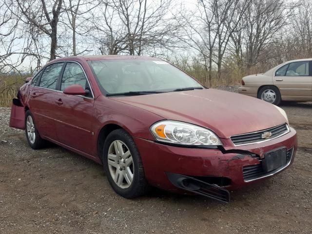 2008 Chevrolet Impala LT for sale in Finksburg, MD