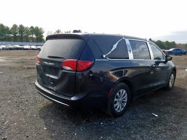 цена в сша 2018 CHRYSLER PACIFICA TOURING PLUS 2C4RC1FG1JR322629